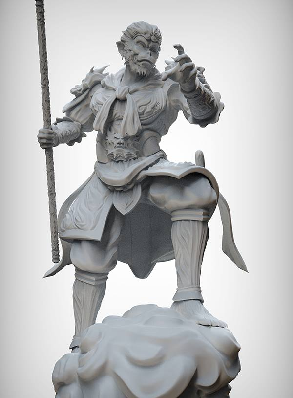 Seitentaisei(Sculpt)Raphica LLC All Rights Reserved.